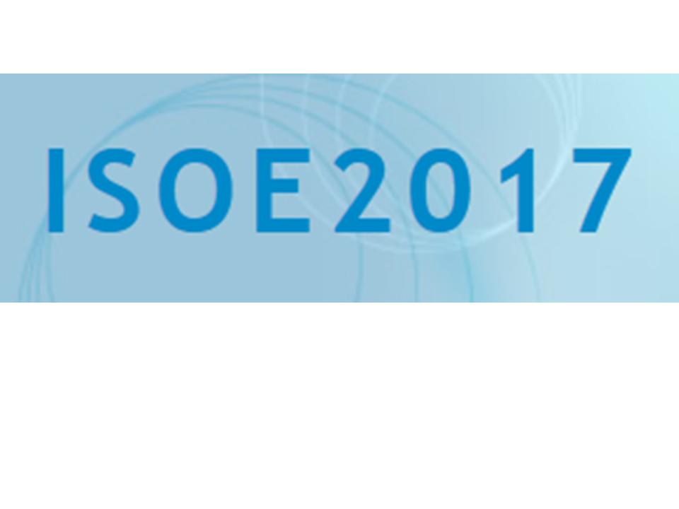International School of Oxide Electronics, Cargèse, 11 - 21 avril 2017.