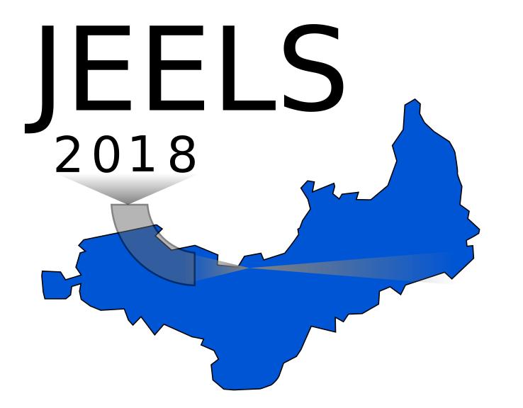 11es Journées d'EELS , 11-14 Juin, 2018