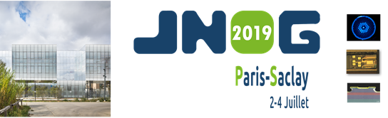 Journées Nationales d'Optique Guidée (JNOG), 2-4 juillet, au C2N