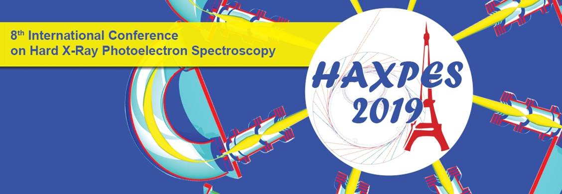 Conférence internationale HAXPES2019, 2-7 juin 2019, Paris
