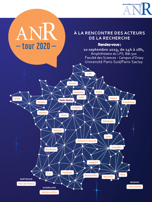 ANR Tour 2020 - Paris saclay, 10 septembre, LPS