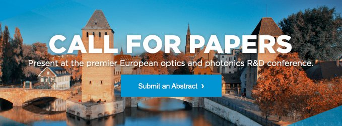 SPIE Photonics Europe, Strasbourg, 29/03 - 2/04 2020