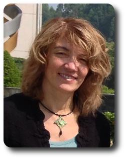 Ruxandra Gref, lauréate de la médaille d'argent 2019 du CNRS