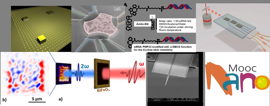 Journée Annuelle de NanoSaclay, 13 octobre 2020